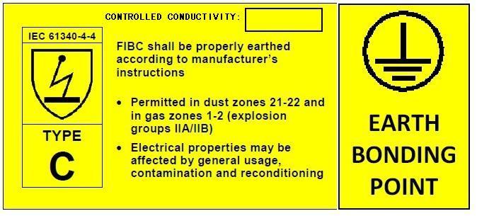 Type C FIBC Characteristics